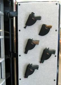 Acorn Velcro Pistol Holsters