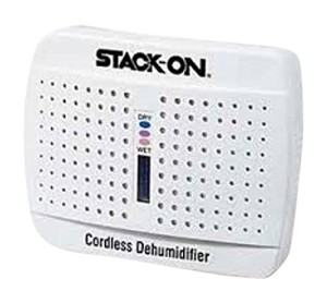 Stack-On SPAD-100 Wireless Rechargeable Dehumidifier