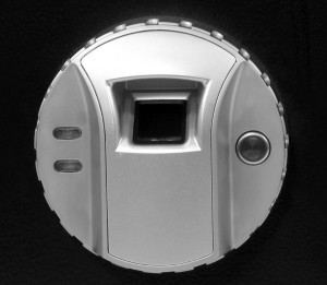 gun safe biometric lock