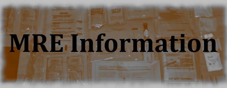 mre-information